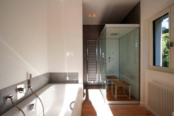 Sauna In Huis : Sauna in huis luxe badkamers