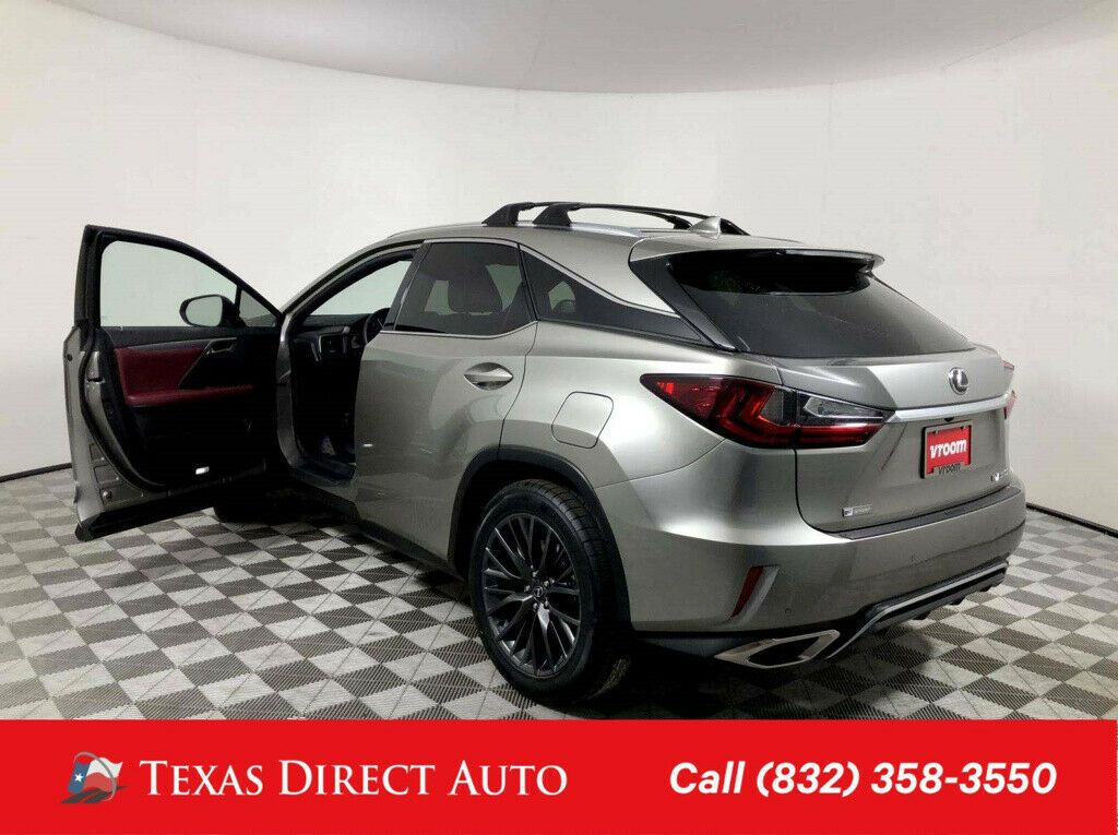 Used 2017 Lexus Rx F Sport Texas Direct Auto 2017 F Sport Used 3 5l V6 24v Automatic Fwd Suv 2020 In 2020 Suv Fwd Lexus