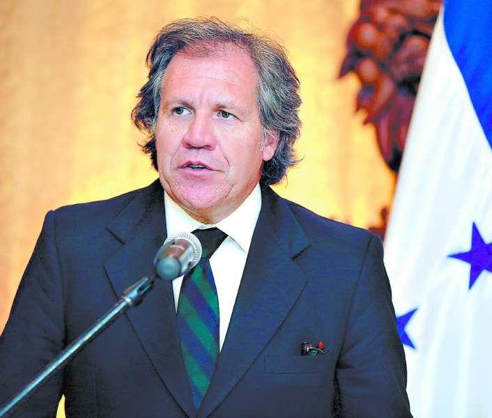 Luis Almagro consideró que la Maccih es una alternativa para mejorar la función de los operadores de justicia