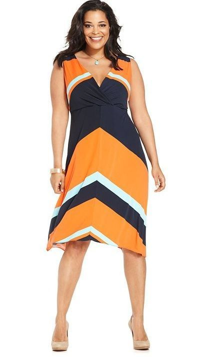 10 Free Plus Size Summer Dress Patterns Free Patterns Pinterest