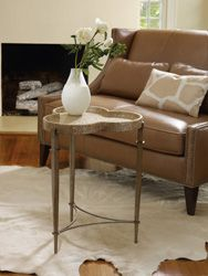 Clover Accent Table | Living Room Tables | Mélange - By Hooker Furniture