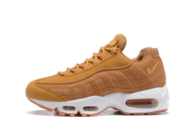 New Arrival Nike Air Max 95 Nike Air Max 95 Winter BronzeBambooBaroque Brown Womens Shoes Online Store
