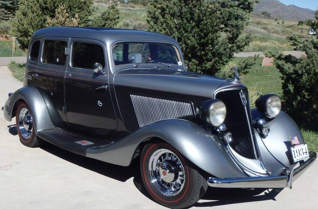 1934 Studebaker Dictator Deluxe 4-door Sedan for sale | Hemmings ...