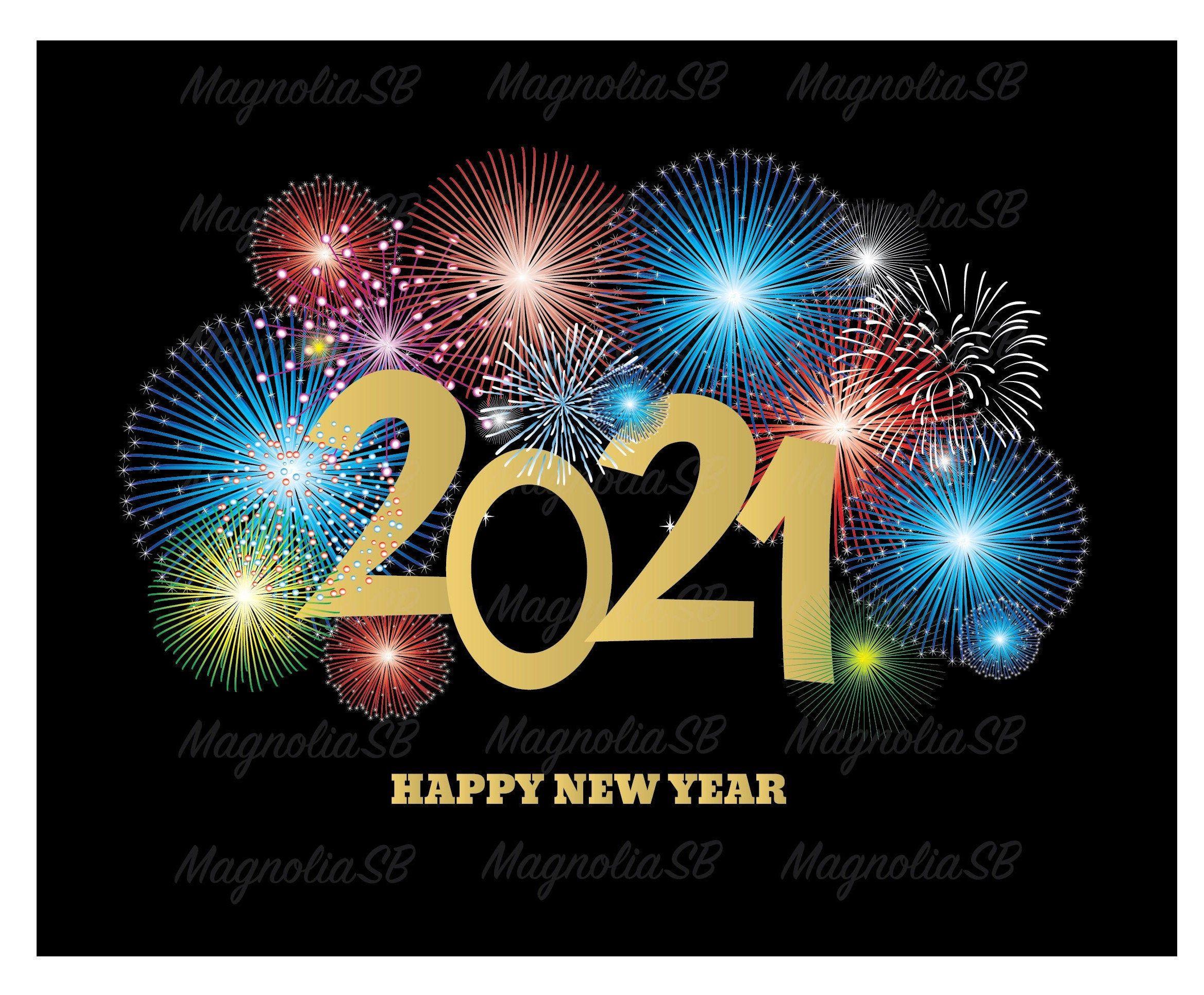 New Years Fireworks Digital Cliprt Fireworks Printable Card Etsy New Years Fireworks Printable Cards Printable Art