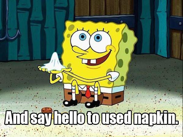 list of funny spongebob quotes