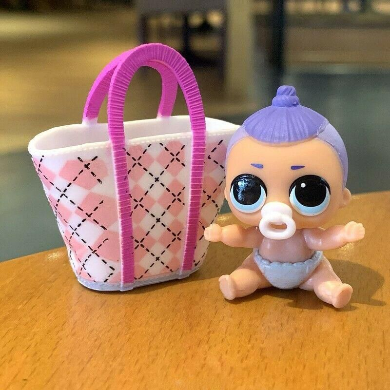 Lot LOL Surprise Punk boy SNOW BUNNY Merbaby UNICORN with pet Lil Sis Doll Toy