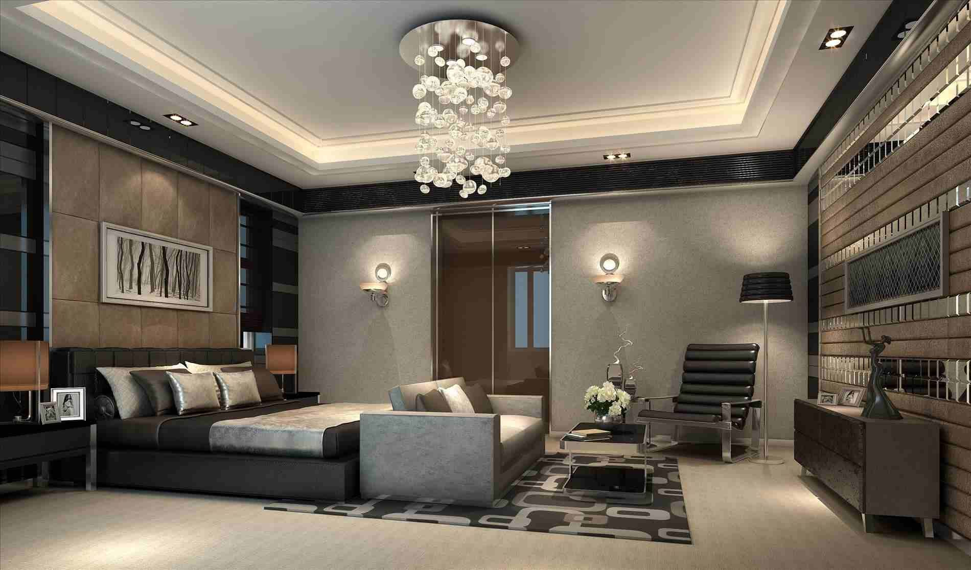Big Bedrooms Design  Bedroom Luxury Elegant Design Ideas With