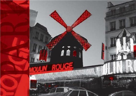 Moulin Rouge - Cylia Woods