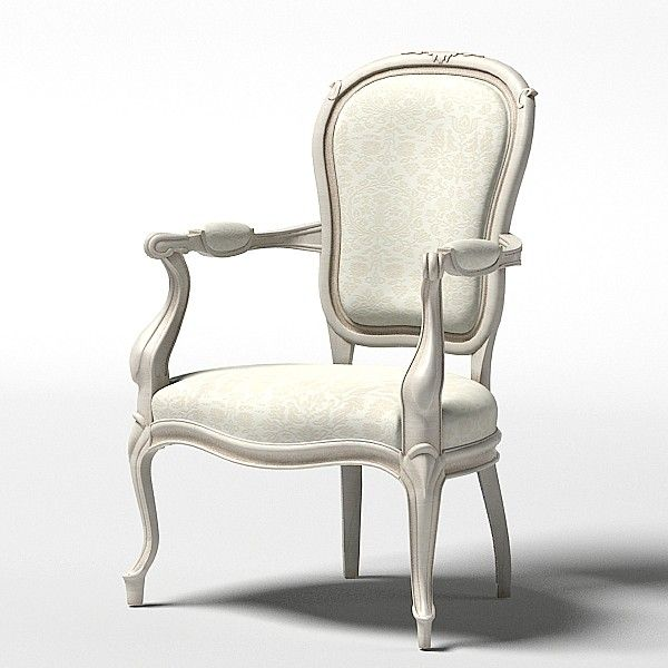 Savio Firmino Classic 3d Model Alternative To Chair Reference Baroque Chair Chair Armchair