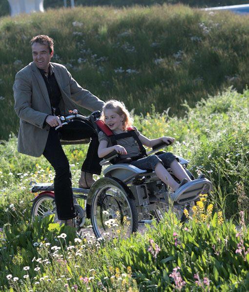 Tandem Bike For Disabled Tandem Disabled Bikes
