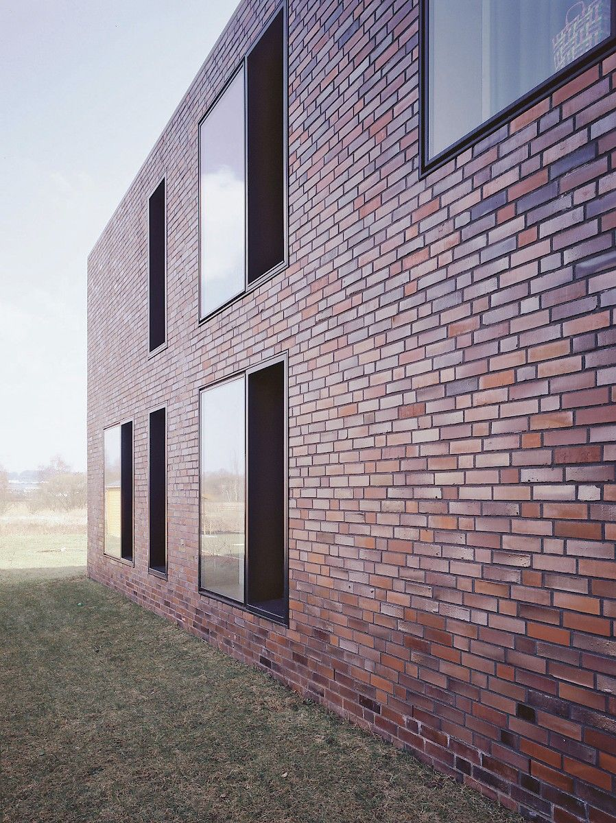 Bayer Strobel bayer strobel architekten haus w brick haus