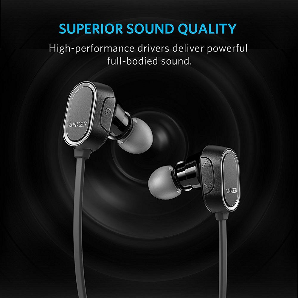 Anker SoundBuds on Sale! Bluetooth headphones