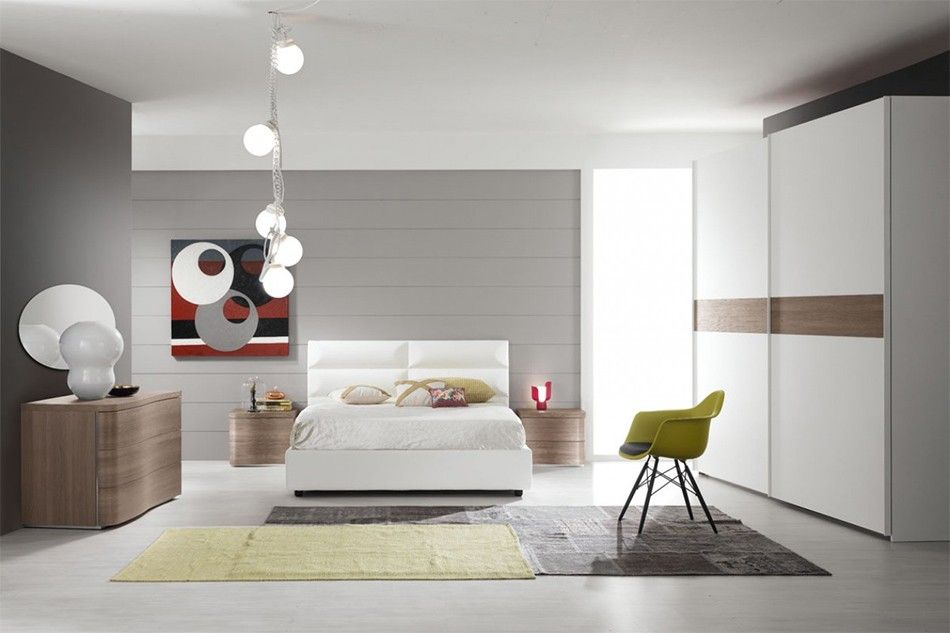 Modern italian bed delta 05 by spar $2 285.00 italian bedrooms