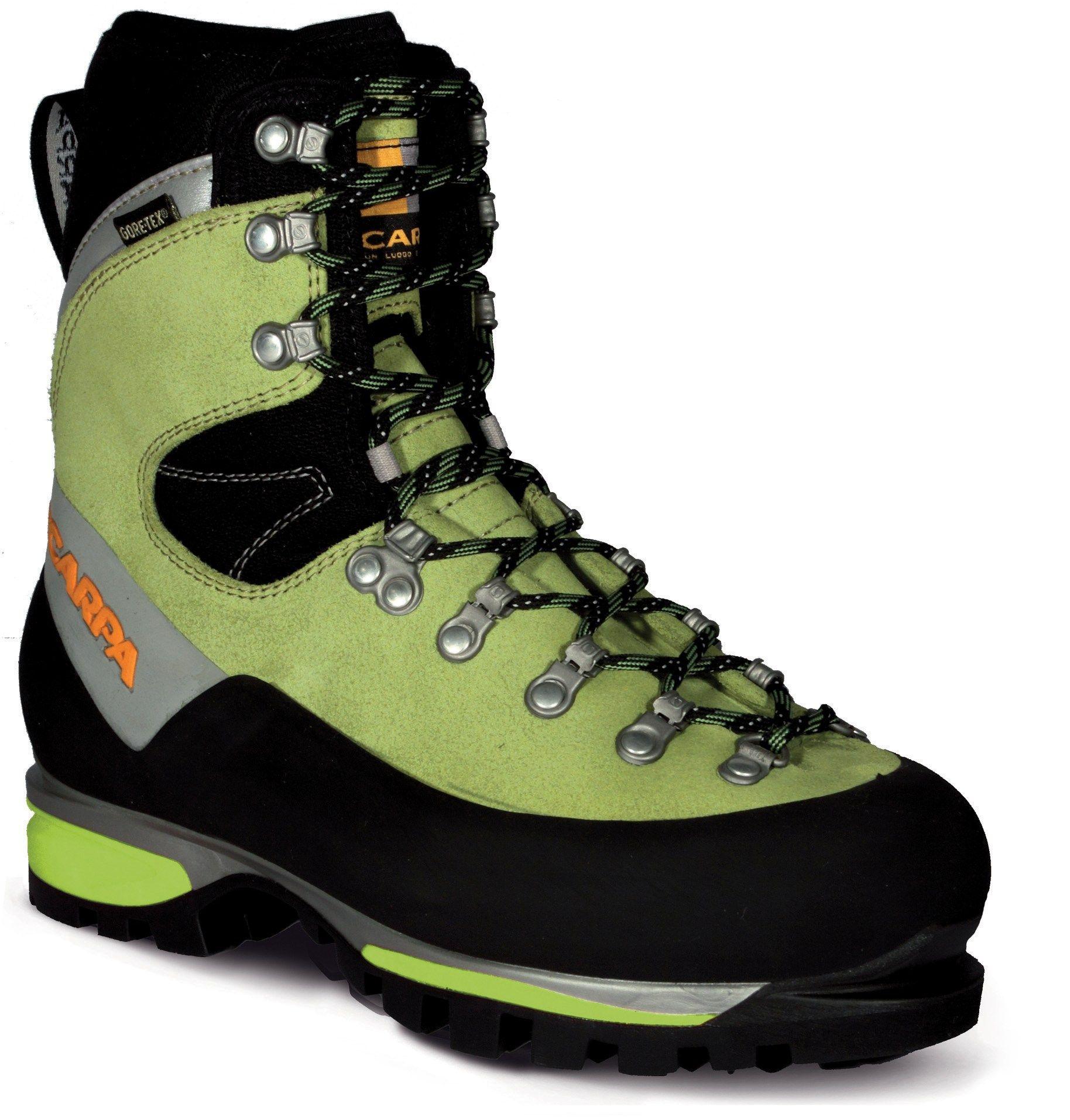 Scarpa Mont Blanc GTX Mountaineering Boots - Women s - Free Shipping at  REI.com Trekking 362ce92e796