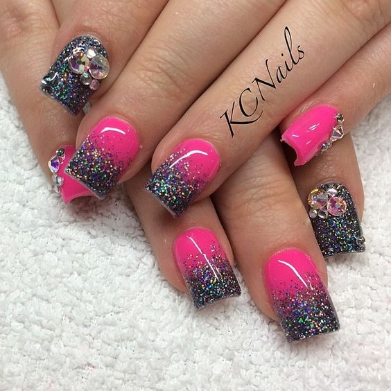 Instagram photo by pretty_in_polish92 #nail #nails #nailart | Nails ...