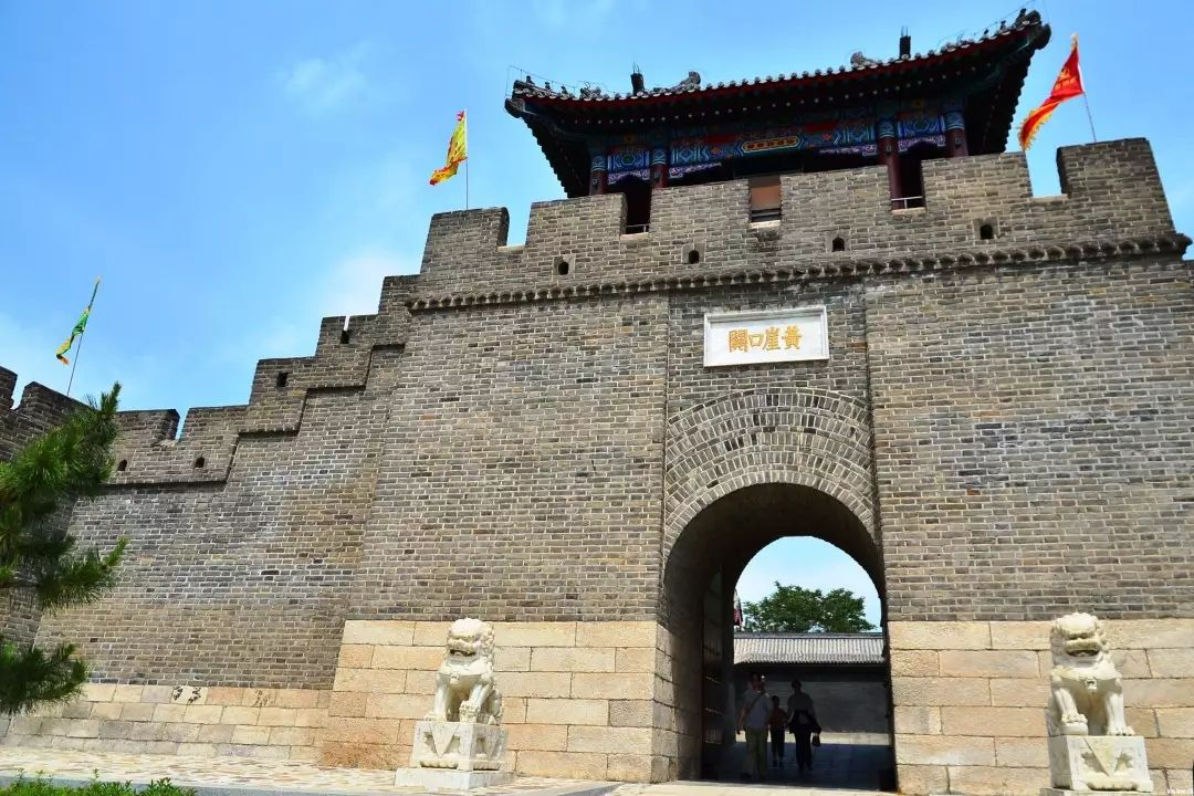 the great wall of china is a series of fortifications on great wall of china huanghuacheng id=49781