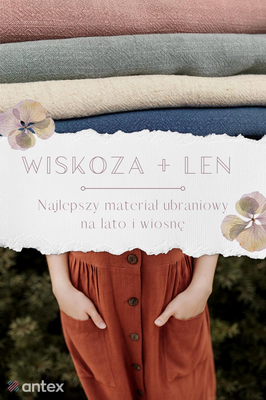 Wiskoza Na Sukienki Naturalna Tkanina Na Lato In 2021 Blog