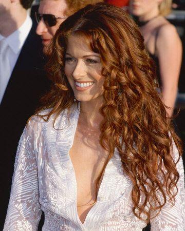 CHRISTINE: Debra Messing Redhead