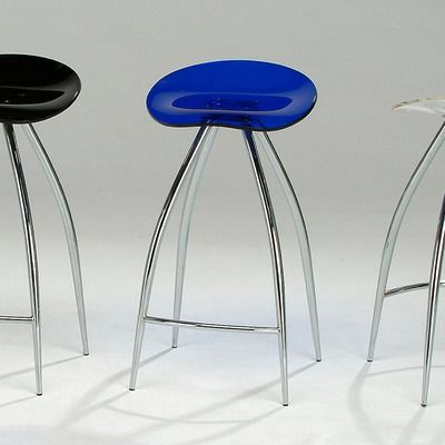 New Spec Counterstool 12 Acrylic Swivel Counter Stool In