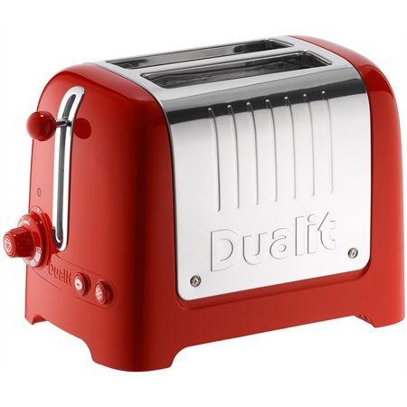 Dualit Broodrooster Lite toaster Rood