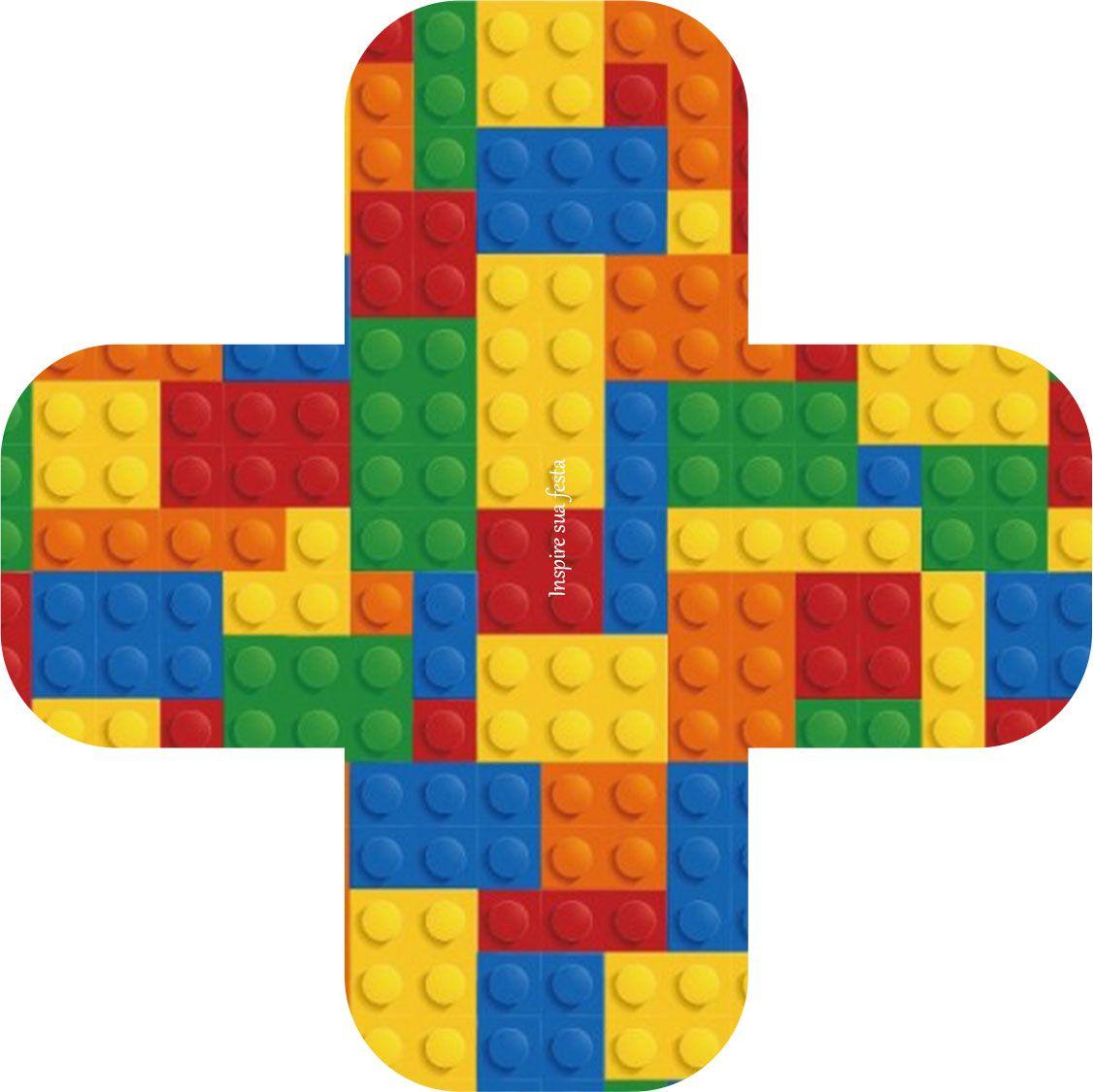PrazdnikDekor. День рождения Lego: скачать и распечатать   лего ...