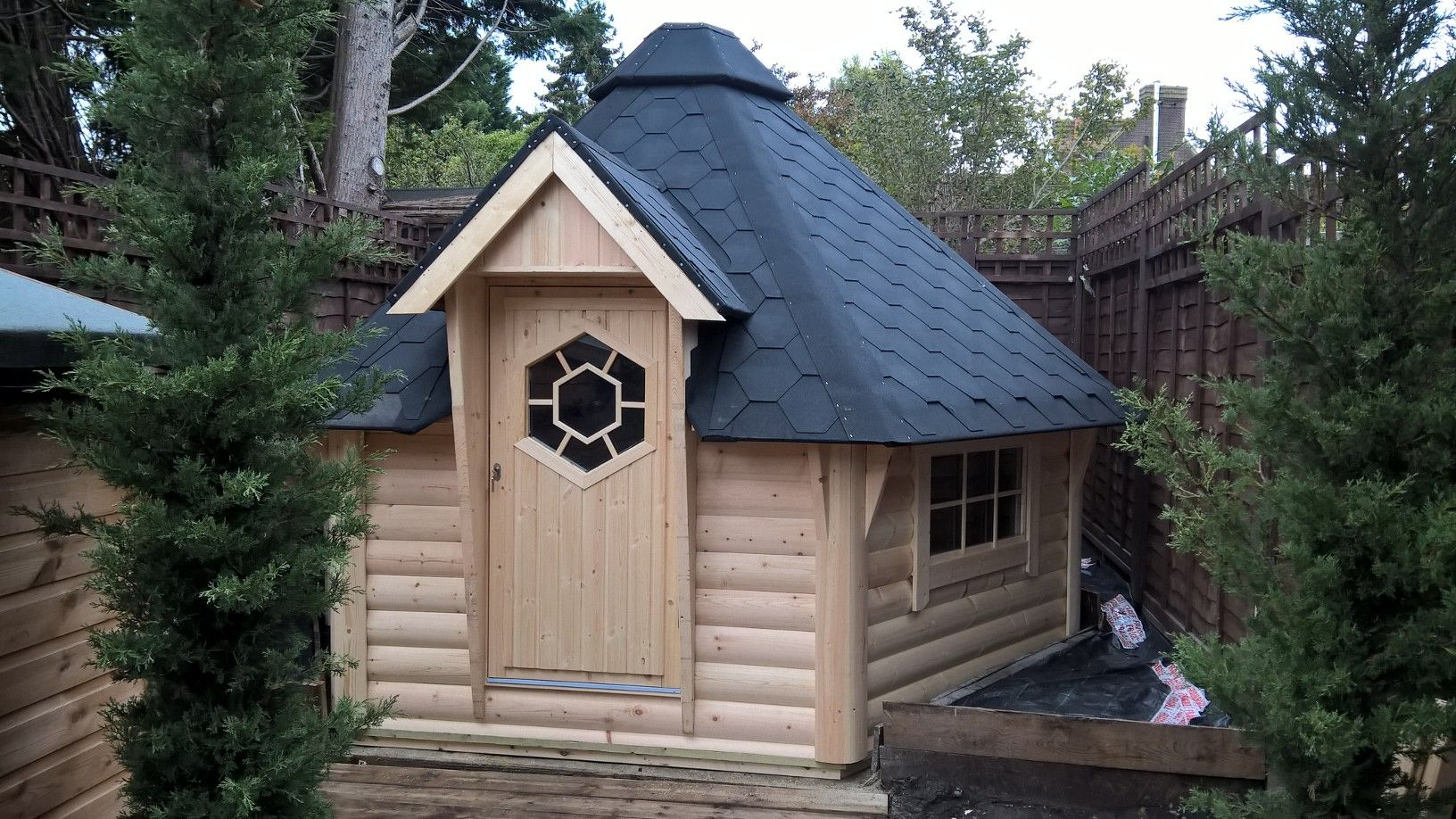 Pin by blueprint carpentry and construction on log cabins uk cabin malvernweather Images