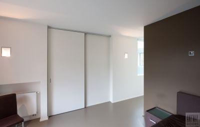 Moderne schuifdeur op maat van anyway doors de minimalistische