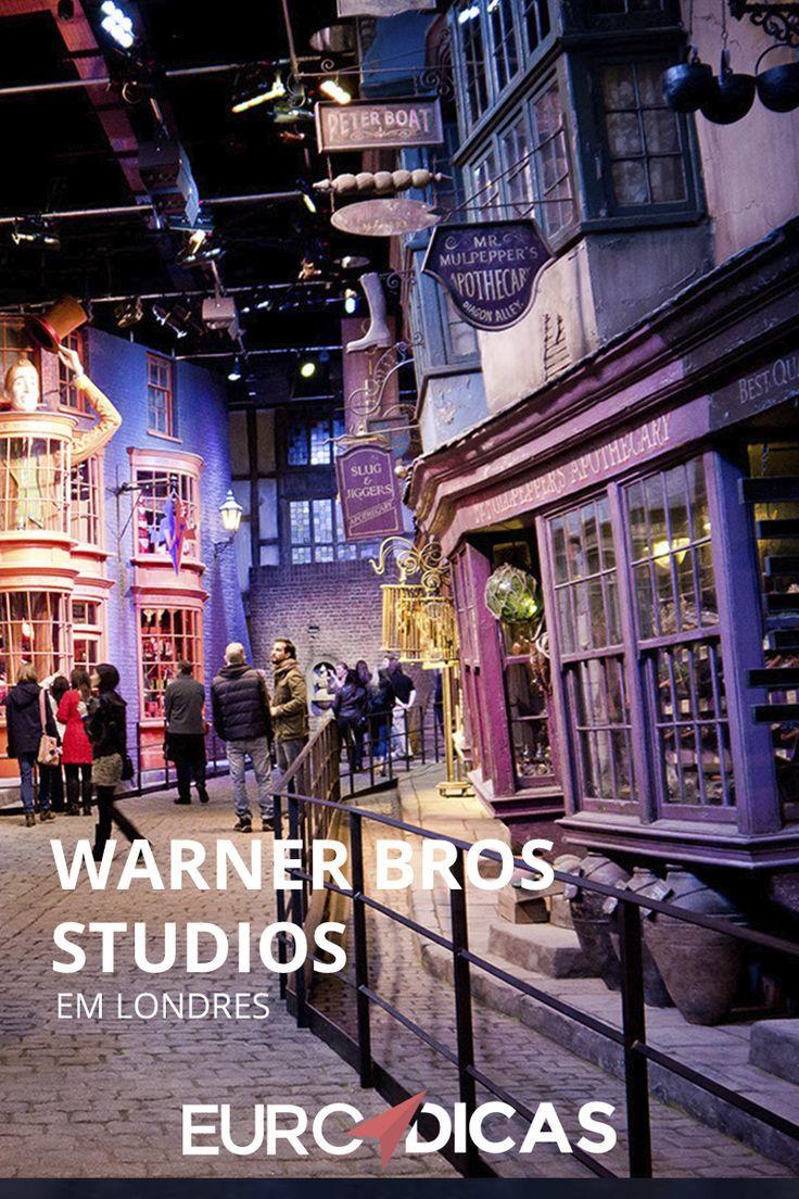 Warner Bros Studios em Londres: o que ver e como visitar