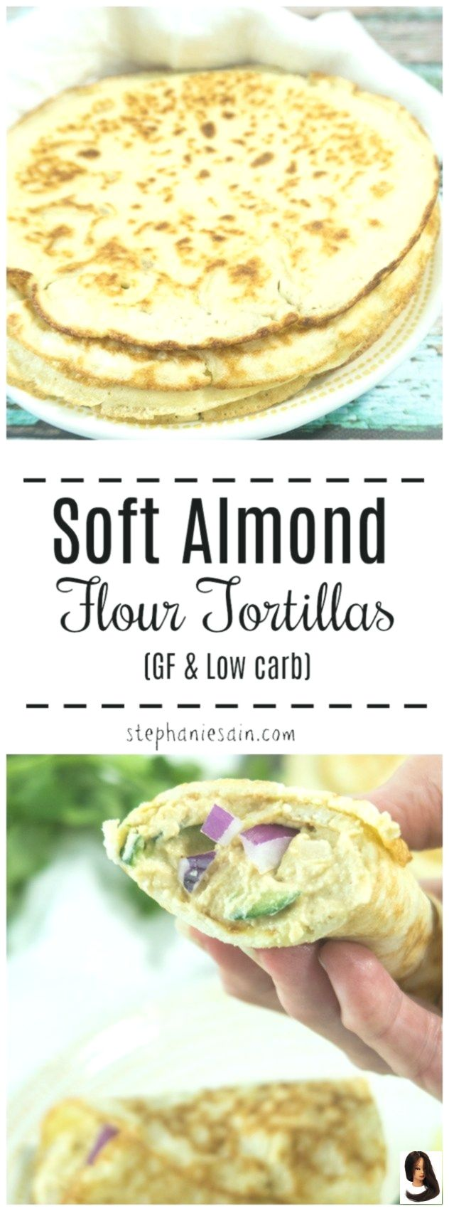 These Soft Almond Flour Tortillas are super soft, pliable and perfect for all yo abendessen low carb These Soft Almond Flour Tortillas are super soft, pliable and perfect for all yo...        These Soft Almond Flour Tortillas are super soft, pliable and perfect for all your wrapping needs. Great for burritos, tacos, sandwiches and much more. Gluten Free & Low carb.