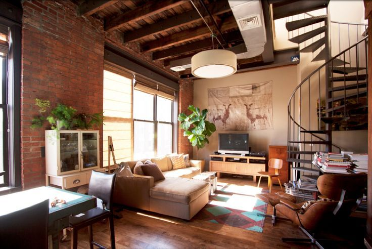 Exceptional Lofts On Pinterest | Warehouse Loft, Loft Apartments And Warehouse .