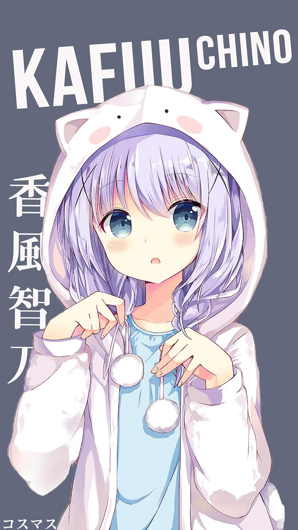 Kafuu Chino Korigengi Wallpaper Anime Korigengi Anime Anime