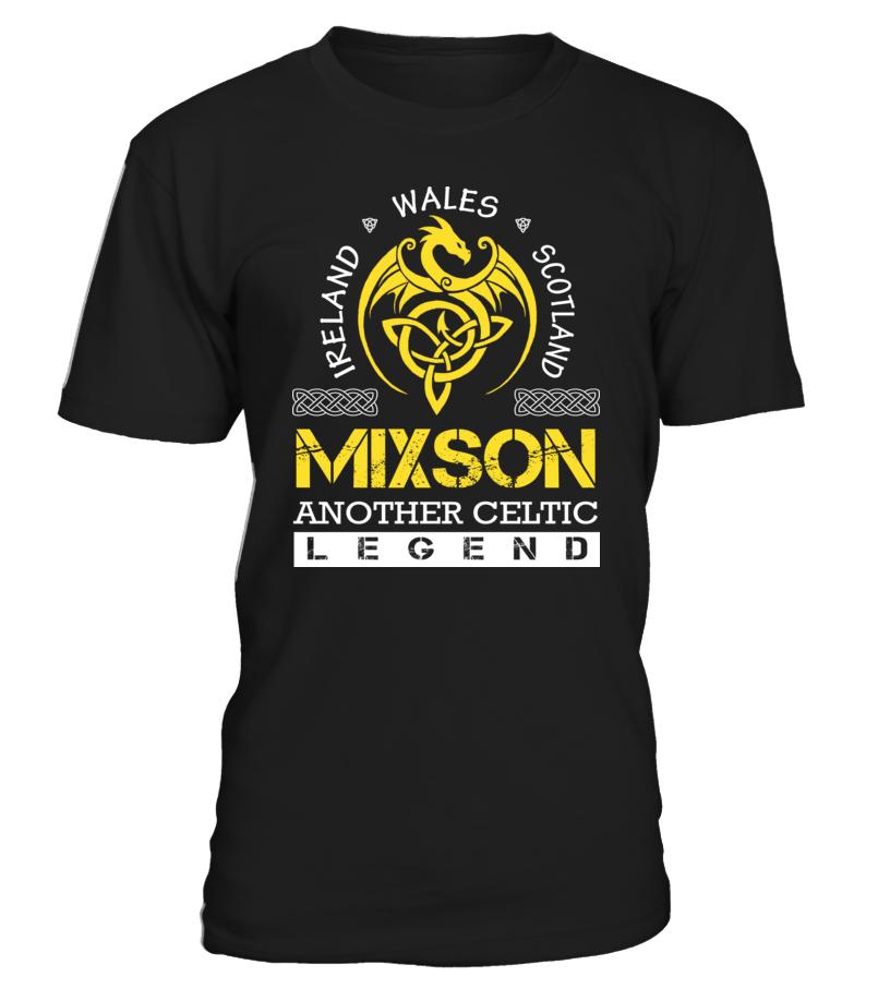MIXSON Another Celtic Legend #Mixson