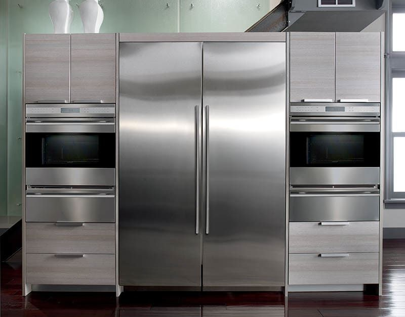 Image Result For Full Size Side By Fridge And Freezer