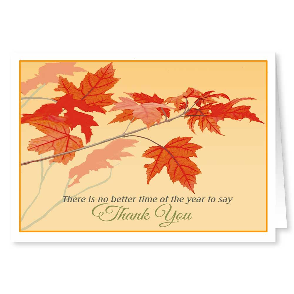 Great thank you thanksgiving card for business only 175 per great thank you thanksgiving card for business only 175 per card kristyandbryce Gallery