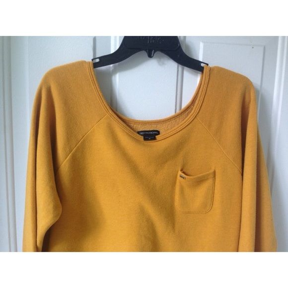 Obey sweater Very soft yellow sweater Urban Outfitters Sweaters ...