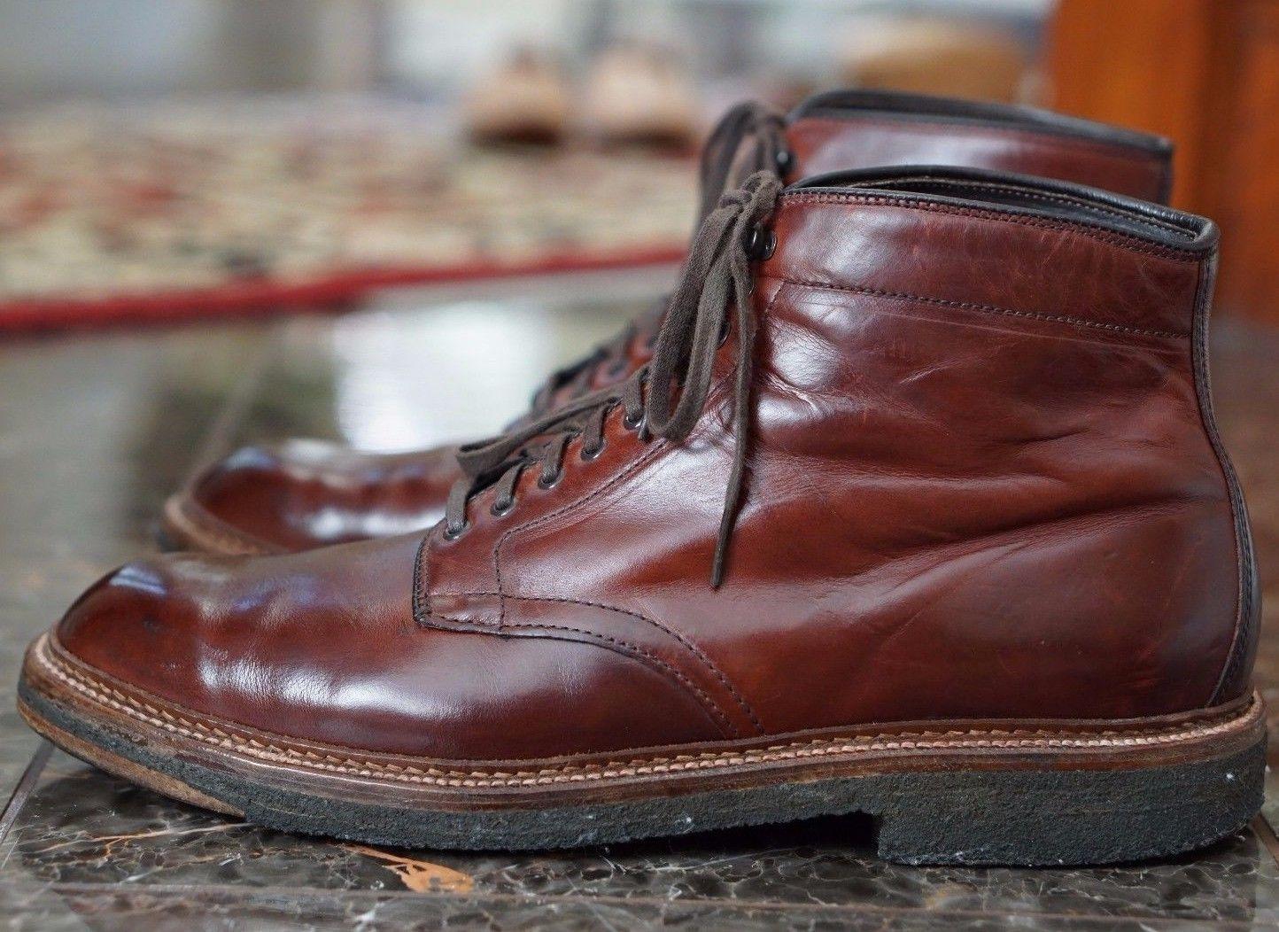 fc1d001e1e3 ALDEN 8.5 E 9 ROY BOOT BROWN CHROMEXCEL | Extravagant Likes | Alden ...