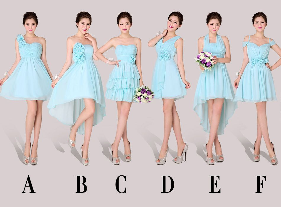 The Results Of The Research Light Blue Wedding Dress Beach