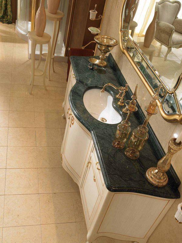 Delightful Мебель для ванных комнат Lineatre: Gold Componibile