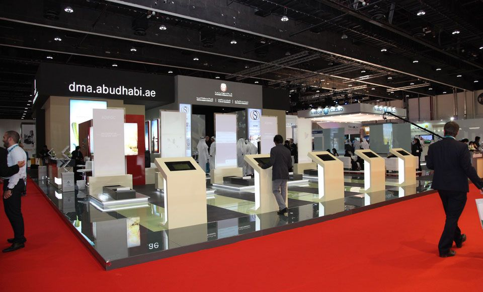 Large Exhibition Stall : Cityscape exhibition stands google search