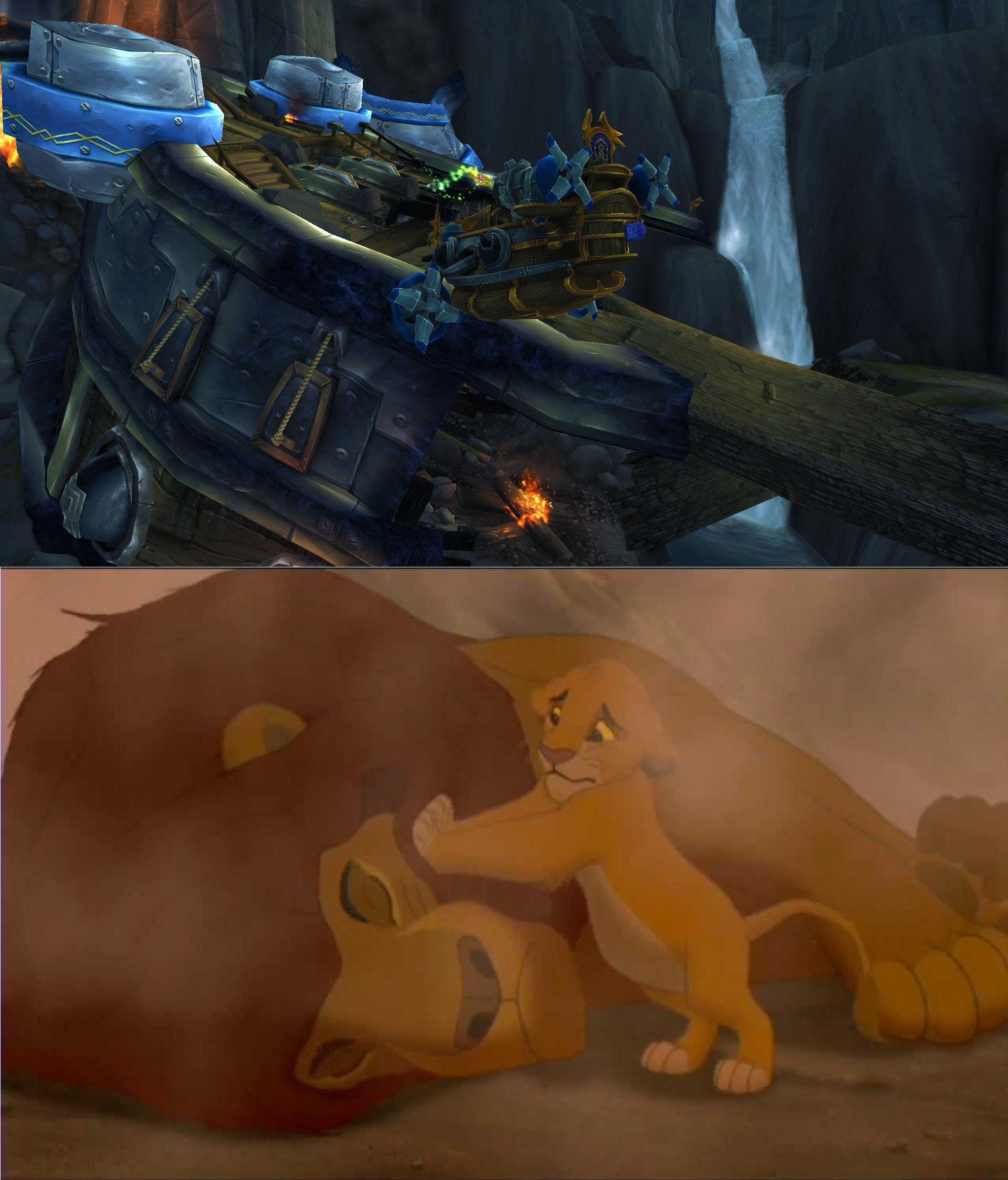 Skyfire you got to get up! #worldofwarcraft #blizzard #Hearthstone #wow #Warcraft #BlizzardCS #gaming