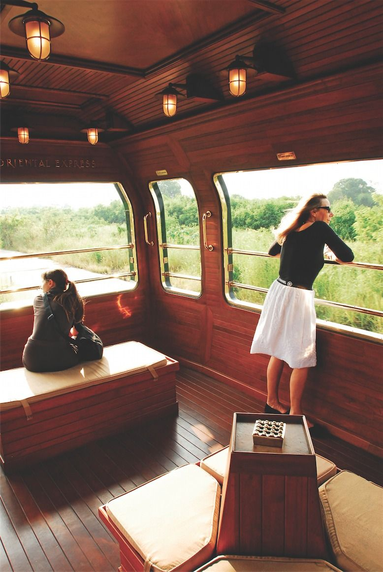 Luxury Train From Bangkok To Laos Thailand Travel Luxury Train