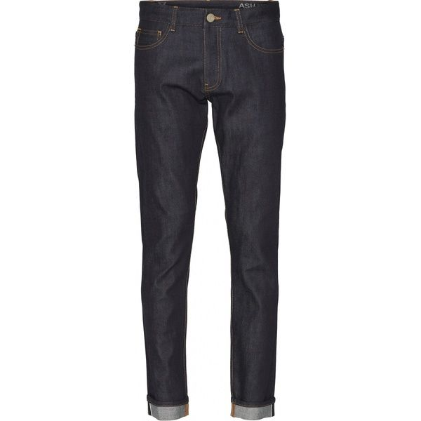 KnowledgeCotton Apparel – Jeans Slim tapered – Ash raw blue | Avocadostore