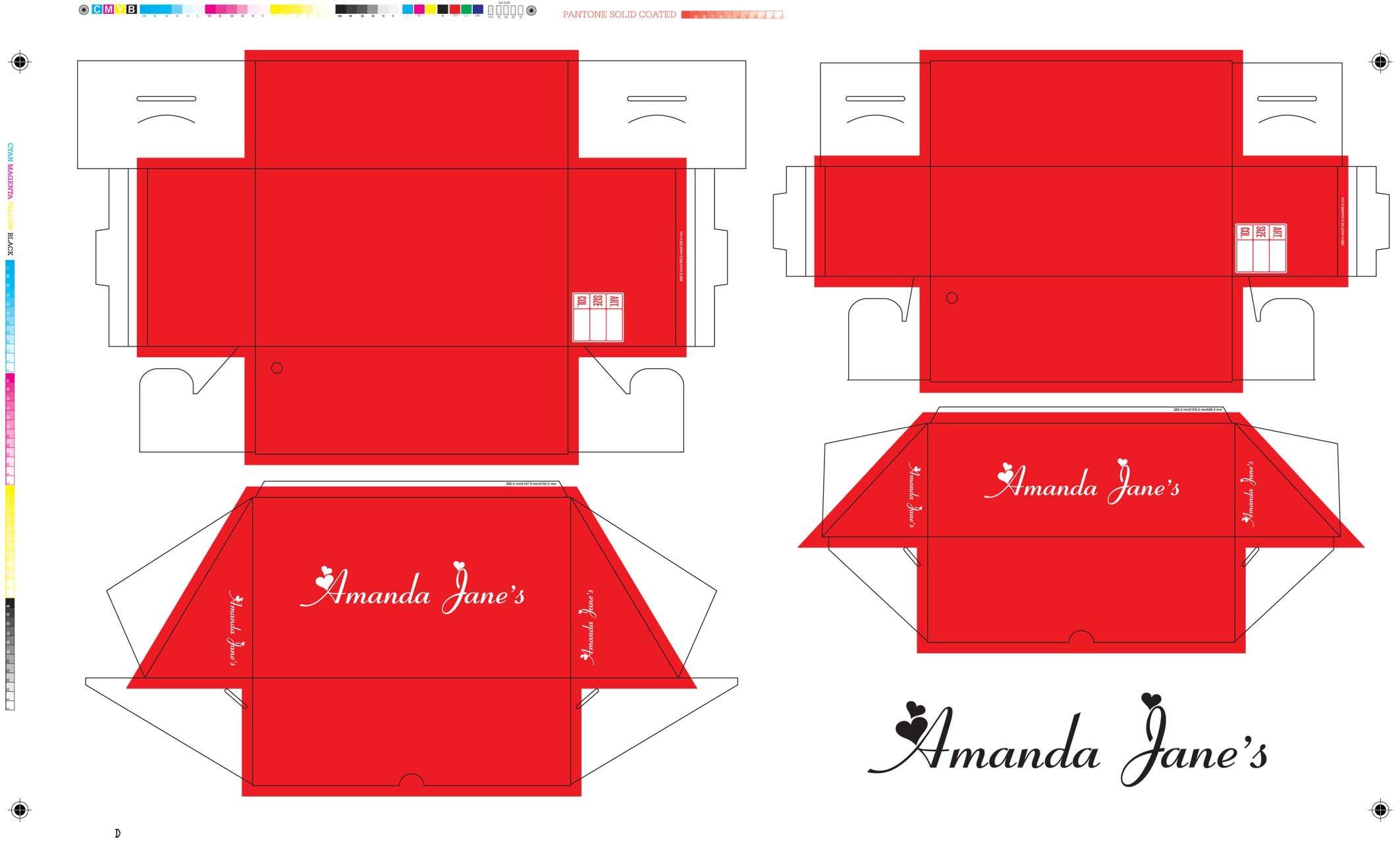 layout by kuli grafis at Label templates