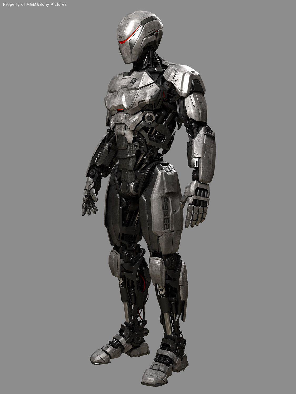 Robocop 2014 R1 robot | Robot design, Armor concept ...