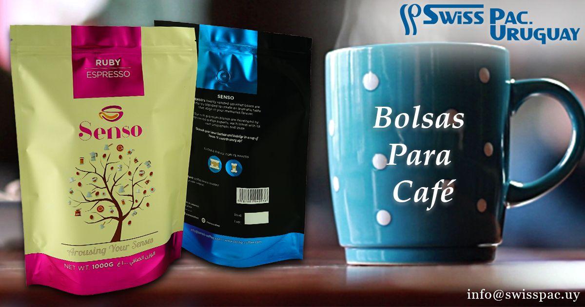 Ofrecemos #BolsasparaCafe durables y de una excelente calidad, con varias características que ayudan a preservar las cualidades del café por un largo periodo de tiempo.