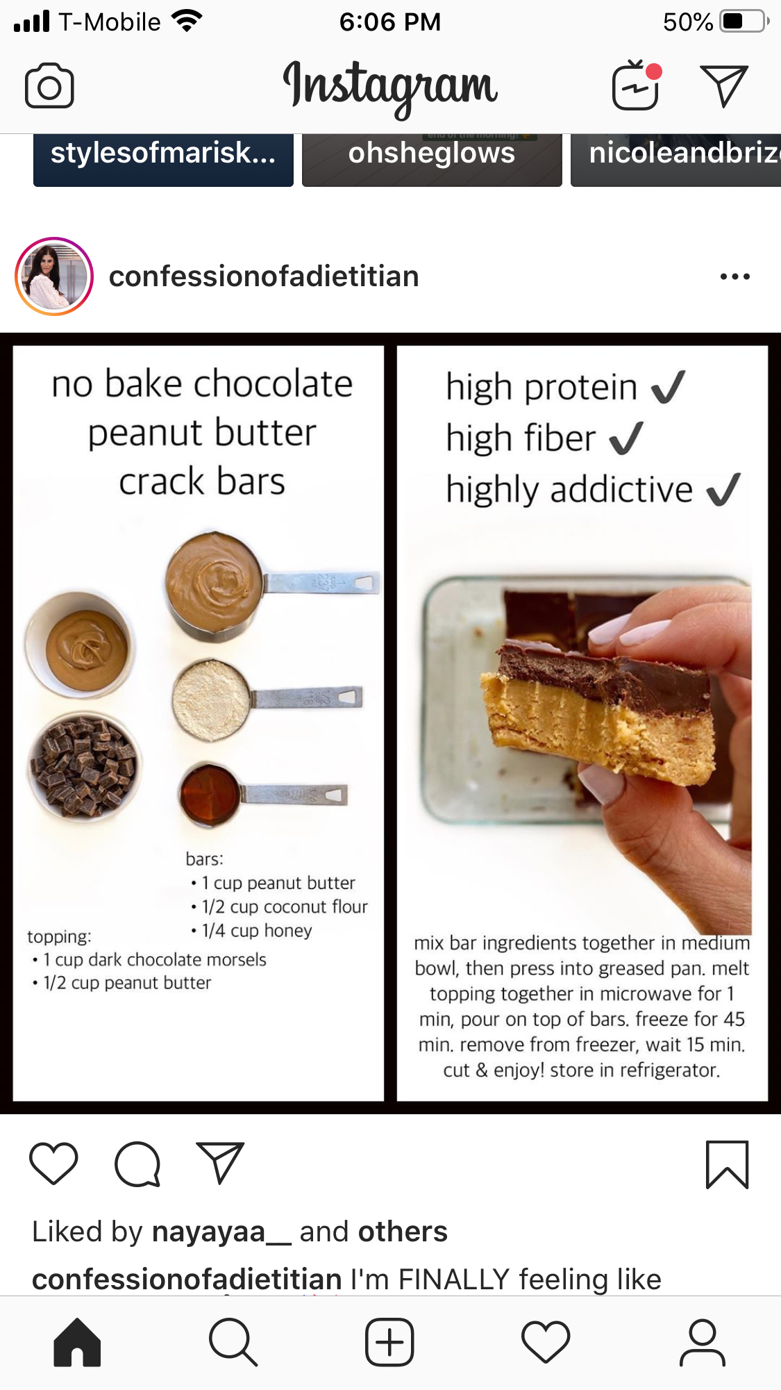 Pin by Patricia Malemes on Snacky Snacks in 2020 High