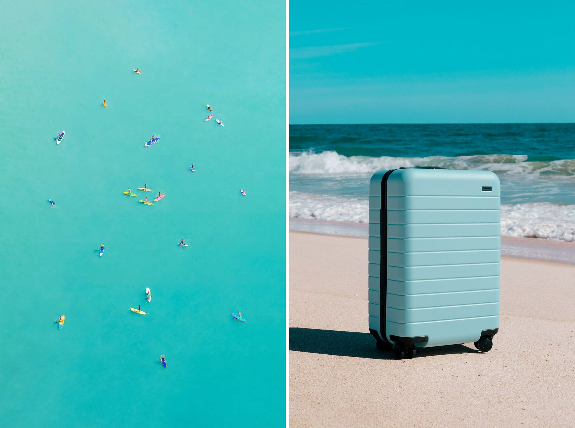 Brand New - Away x Gray Malin Luggage Collaboration | Gray Malin ...