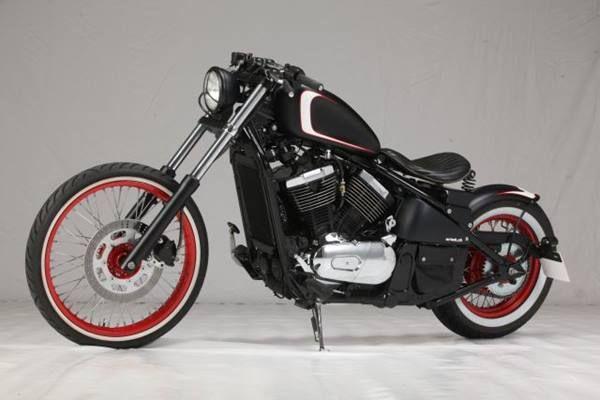 kawasaki vn 800 artek bobber kawasaki motorrad. Black Bedroom Furniture Sets. Home Design Ideas