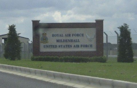 royal air force bases in uk