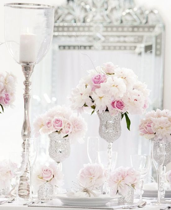 Pink And White Weddings On Pinterest 51 Pins